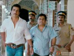 Sonu Sood and Swanand Kirkire in Maximum Movie Stills