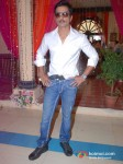 Sonu Sood on the sets of Hitler Didi To Promote Maximum Movie