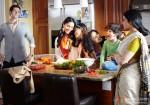 Sridevi and family in English Vinglish Movie Stills?