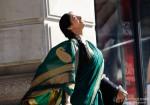 Sridevi celebrating being free in English Vinglish Movie Stills