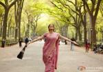 Sridevi celebrating freedom like never before - English Vinglish Movie Stills