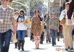 Sridevi is going for a english class in English Vinglish Movie Stills