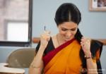 Sridevi looks so cute in English Vinglish Movie Stills