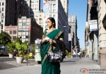 The fearless and confident Sridevi in English Vinglish Movie Stills