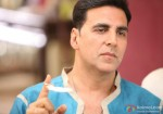 The magical Akshay Kumar doing magic as a God in OMG Oh My God! Movie Stills