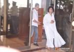 Aamir Khan, Kiran Rao At Rajesh Khanna's Prayer Meet