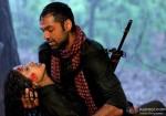 Abhay Deal mourning his beloved in Chakravyuh Movie Stills