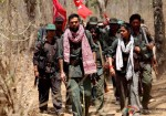 Abhay Deol and Anjali Patil leading the naxalites in Chakravyuh Movie Stills
