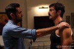 Abhay Deol and Arjun Rampal are the best of friends in Chakravyuh Movie Stills