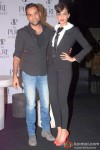 Abhay Deol and Sonam Kapoor at launch of Pure Concept