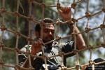 Abhay Deol training in the Maoist Camp in Chakravyuh Movie Stills