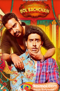 Ajay Devgan, Abhishek Bachchan Bol Bachchan Movie Review