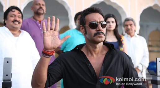 Ajay Devgan In Bol Bachchan Movie Stills