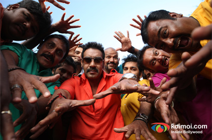 Ajay Devgan In Bol Bachchan