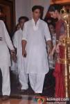 Akshay Kumar At Rajesh Khanna's Prayer Meet