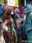 Aliens from Joker Movie