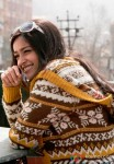 An uncanny Ilena D'Cruz in Barfi! Movie