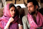 Anjali Patil and Abhay Deol in Chakravyuh Movie Stills