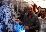 Anupam Kher, Yogesh Lakhani Launch We love Mumbai Social Campaign