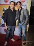 Arbaaz Khan, Vickrant Mahajan at Challo Driver Movie Premiere