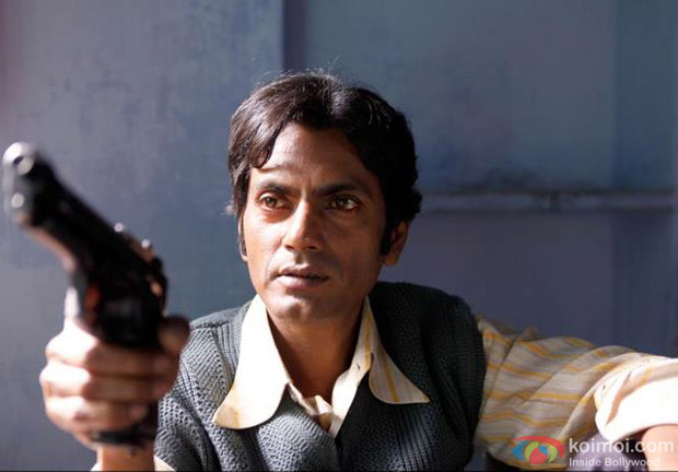 Armed To The Teeth Nawazuddin Siddiqui In Gangs Of Wasseypur 2