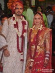 Bharat Takhtani, Esha Deol's Wedding Ceremony