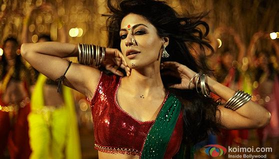 Chitrangda Singh in Kaafirana Item Song in Joker Movie Stills