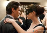 Christian Bale and Anne Hathaway In The Dark Knight Rises Movie Stills