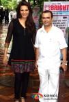 Daina Hayden, Yogesh Lakhani Launch We love Mumbai Social Campaign