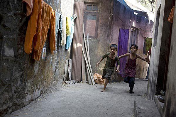 Dharavi in Slumdog Millionaire