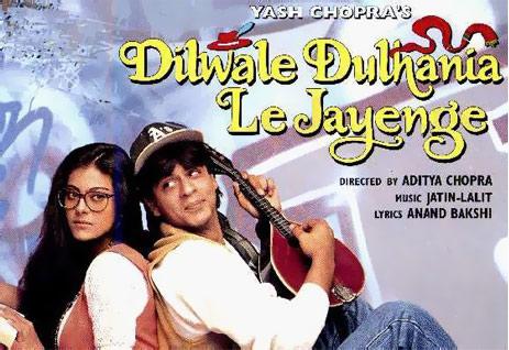 Dilwale Dulhaniya Le Jayenge Movie Poster