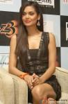 Esha Gupta at the press meet for film Raaz 3