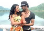 Ester Noronha, Prakash Sagar In Qayamat Hi Qayamat Movie Stills