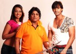 Ester Noronha, Vicky Ranawat, Prakash Sagar In Qayamat Hi Qayamat Movie Stills