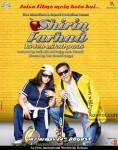 Farah Khan and Boman Irani in Shirin Farhad Ki Toh Nikal Padi Movie Poster