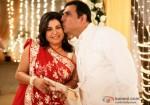 Farah Khan and Boman Irani kiss in Shirin Farhad Ki Toh Nikal Padi Movie Stills