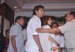 Hrithik Roshan, Suzanne Roshan At Rajesh Khanna's Prayer Meet