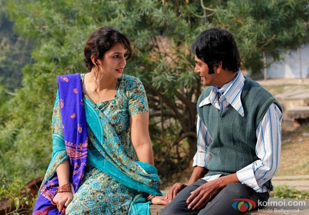 Huma Qureshi And Nawazuddin Siddiqui In Gangs Of Wasseypur 2 Movie