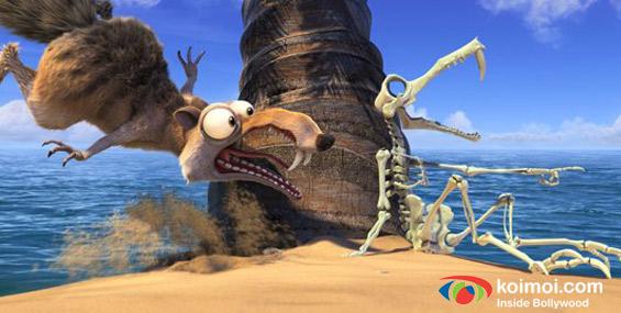 Ice Age 4 Movie Review (Ice Age 4 Movie Stills)