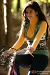 Ileana D'Cruz looks cute on a bicycle in Barfi! Movie