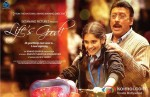 Jackie Shroff In Life Is Good Movie Poster