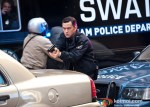 Joseph Gordon-Levitt In The Dark Knight Rises Movie Stills