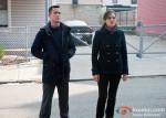 Joseph Gordon-Levitt and Marion Cotillard In The Dark Knight Rises Movie Stills