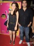 Kainaz Motivala, Arbaaz Khan at Challo Driver Movie Premiere