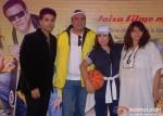 Karan Johar, Boman Irani, Farah Khan, Bela Sehgal at Shirin Farhad Ki Toh Nikal Padi Movie Poster Launch