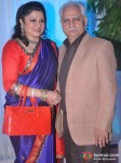 Kiran Juneja, Ramesh Sippy At Esha Deol Wedding Reception