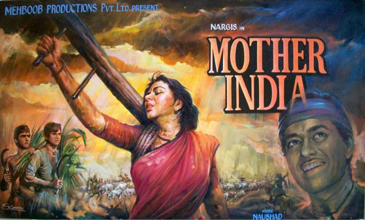 Mother India Movie Poster