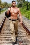 Muscular Randeep Hooda in Jism 2 Movie