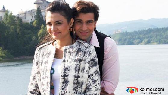 Nazia Hussain, Aditya Samanta In Yeh Jo Mohabbat Hai Movie Stills