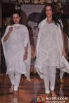 Neelam Kothari, Neha Dhupia At Rajesh Khanna's Prayer Meet